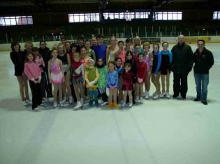 Eiskunstlauf beim TSV Königsbrunn